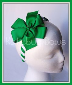 9034045c9ed Order this and you ll get a striped woven headband and a matching hair bow