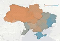 Ukraine in Maps Ukraine's political split reflects a deeper cultural divide in the country - NYTimes.com