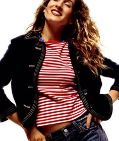 mix and match!!! (SJP for The Gap)