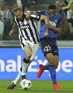 Juventus v AS Monaco FC - UEFA Champions League Quarter Final: First Leg