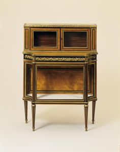 Ladies' Writing Table (Bonheur-du-Jour) circa 1785