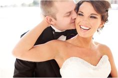 Happy Bride and Groom! :)