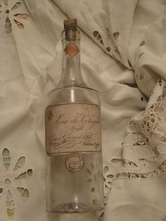 Vintage Perfume Bottle