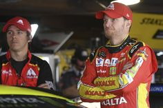 Readers ask about potential replacements for Dale Earnhardt Jr. at Hendrick, Earnhardt's future as a Cup team owner, and the rash of commitment line penalties at Richmond. Each week SB Nation's NASCAR reporter Jordan Bianchi answers your questions about the latest news and happenings within the sport. If everything is equal isn't Kyle Larson the obvious choice to replace Dale Earnhardt Jr. at Hendrick Motorsports?