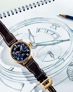 "7eb831749dc IWC Big Pilot s Watch Annual Calendar Edition ""Le Petit Prince"" Ref.  IW502703"