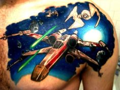 #star #wars #tattoos