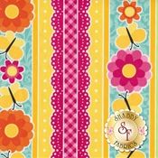 Anna's Garden SPR63793-C300715 by Patrick Lose Fabrics