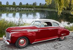 1941 Buick Century Custom Sedan Maintenance/restoration of old/vintage vehicles: the material for new cogs/casters/gears/pads could be cast polyamide which I (Cast polyamide) can produce. My contact: tatjana.alic@windowslive.com