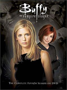 Buffy the Vampire Slayer- Another Joss Whedon creation that puts glittery-chested vampires to shame, lol. Set the standard for both Twilight and Tru Blood.