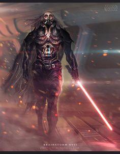 Darth Vader Redesign by TheEnderling on DeviantArt