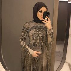 [New] The Best Fashion Today (with Pictures) - This is the 10 best fashion today. According to fashion experts, the 10 all-time best fashion right. Modest Fashion, Hijab Fashion, Fashion Dresses, Women's Fashion, Muslim Girls, Muslim Women, Niqab, Simple Hijab, Fashion Today