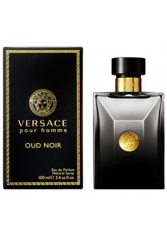 Versace Pour Homme Oud Noir by Versace is a Oriental Woody fragrance for men. This is a new fragrance. Versace Pour Homme Oud Noir was launched in The fragrance features leather, agarwood (oud), oriental woodsy notes and spices. Best Perfume For Men, Best Fragrance For Men, Best Fragrances, Aftershave, Perfumes Versace, Versace Versace, Gianni Versace, Parfum Chic, Best Mens Cologne
