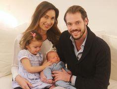 Princess Claire, Prince Félix, Princess Amalia and Prince Liam