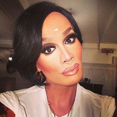 Raja Gemini. If you were looking for an ombré brow tutorial, you've found it.