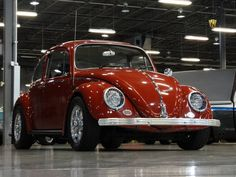 1966 Volkswagen Beetle Restored and Lightly Modified.