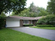 2447 Cherry Lane, Northbrook, IL 60062 — Fantastic Totally Remodeled Ranch On A Cul-De-Sac in Award Winning School District 28, Across From Westmoor! Plan To Be Impressed! This Home Is Ready Now For A New Family, Eat-In Kitchen With Table Space and Eating Bar, Fully Finished Basement, 2 Whirlpool Tubs, Fenced Yard with Luxurious Private Deck For Entertaining. Freshly Painted. Nothing To Do, Bring Your Belongings and Move In! Close To Town, Parks, Shopping, Train and Library. Must See!
