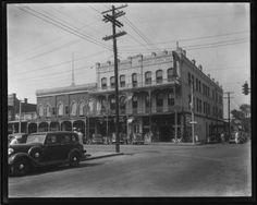 Gilbert Hotel Pensacola 1939