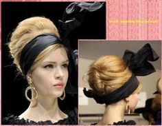 Updo Hairstyles for Parties, hairstyle, hair color, hair fashion