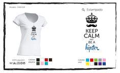 Playera  keep calm  #playeras