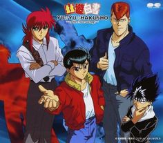 Yu ☆ Yu ☆ Hakusho 幽☆遊☆白書 1992