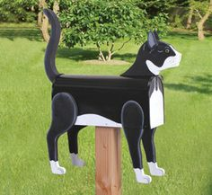 8 Cute Mailboxes From Etsy That Will Boost Your Home's Curb Appeal (PHOTOS)