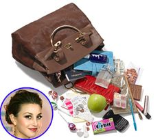 Whitney Port: What's in My Bag? - Us Weekly What's In My Purse, Whats In Your Purse, What In My Bag, What's In Your Bag, Celebrity Style Inspiration, Celeb Style, Inside My Bag, Purse Essentials, Whitney Port
