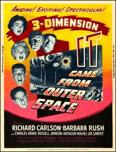 It Came from Outer Space 3-D | Flickr - Photo Sharing!