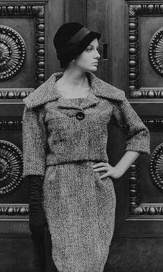Maggie Tabberer photo Helmut Newton, Australia 1960's