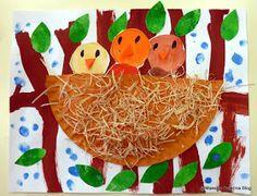 Maestra Caterina: Primavera: Uccellini nel nido