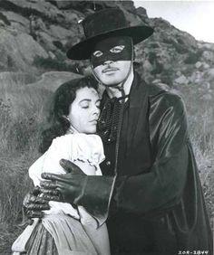 Disney Zorro Guy Williams