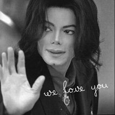 """""""So Wave Goodbye, Wave goodbye my friend. I love you forever ღ you are always in my heart. Beautiful Person, Most Beautiful, Goodbye My Friend, Jackson Music, King Of Music, I Love You Forever, Planet Of The Apes, My King, My Idol"""