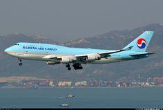 Korean Air Cargo HL7485 Boeing 747-4B5(BCF) aircraft picture