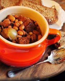 Domestic Sluttery: Sluttishly Savoury: Boston Baked Beans