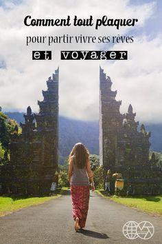 Vous vous êtes déjà pris à rêver d'une autre vie ? Vous aimeriez quitter votre job et plier bagages ? Vous vous imaginez tout plaquer pour voyager ? Lilly l'a fait ! Actuellement en Malaysie, elle parcourt l'Océanie et l'Asie depuis 3 ans. Nouvelle-Zélande, Australie, Nouvelle-Calédonie, Singapour, Bali… Découvrez son témoignage et son mode de vie minimaliste, écologique. Elle partage ses conseils en matière de slow life en voyage, de végétarisme et d'intégration auprès des populations…