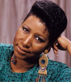 Forever the Queen of Soul.....