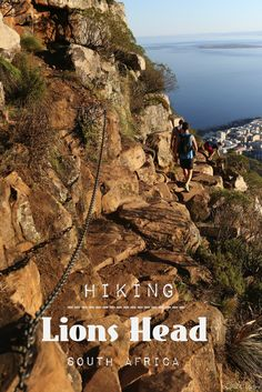 Hiking on Lions Head is what we really enjoy, wir lieben es auf den Lions Head zu klettern.