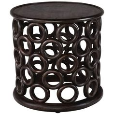 Stingray Side Table (4,100 CNY) ❤ liked on Polyvore featuring home, furniture, tables, accent tables and occasional tables