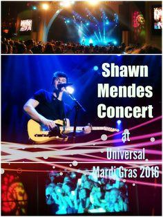 Shawn Mendes Concert at Universal Mardi Gras 2016 http://www.anamikaojha.com/2016/03/22/shawn-mendes-concert-universal-mardi-gras-2016/