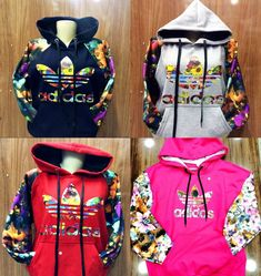 Swag Outfits For Girls, Fall Outfits, Cute Outfits, Fashion Outfits, Sporty Tomboy Outfits, 16th Birthday Outfit, Fall Sweaters For Women, Adidas Fashion, Adidas Outfit