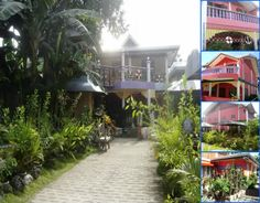 Most affordable accommodation in Moalboal Cebu Philippines