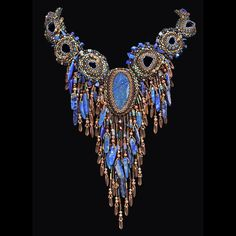 Intuitive Jewelry - Wendy Seaward Intuitive Beadweaving