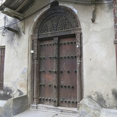 door in Stone Town, Zanzibar | Flickr - Photo Sharing!