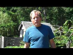 Paul talks about solar & wind power, bees and mushrooms in his Back to Eden garden.