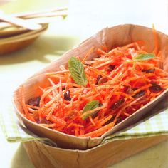 Marokkaanse wortelsalade - recept - okoko recepten