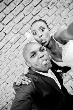 Silly Love, lol! A South African wedding via Munaluchi Brides