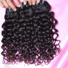 2015 Hot 10A Brazilian Virgin Hair Italian Deep Curl Human Hair Extension Brazilian Curly Hair Weave Bundles 3 Pcs/Lot
