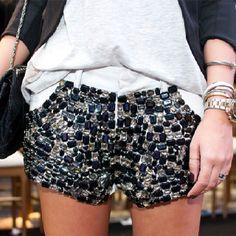 Shorts pedraria