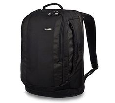 Genius Pack Travel Backpack with Suiter Black ** Read more  at the image link. (Note:Amazon affiliate link)