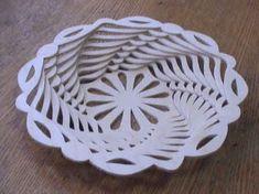 Декоративные тарелки. Примеры разметки