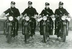 £2.50 - Greetings card - Telegram messenger delivery boys on BSA Motorcycles, 1933. Available from http://www.postalheritage.org.uk/page/greetings-messengers